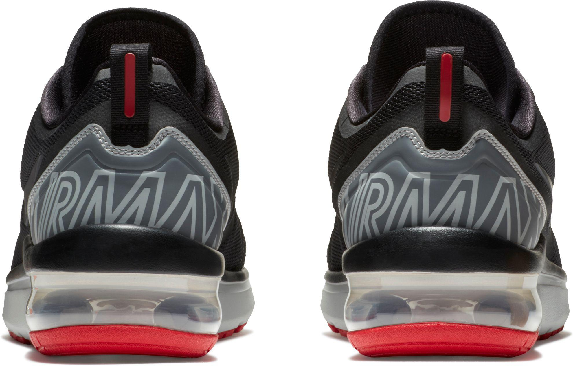 Lyst - Nike Air Max Fury Running Shoes in Black for Men e05eb1a0e