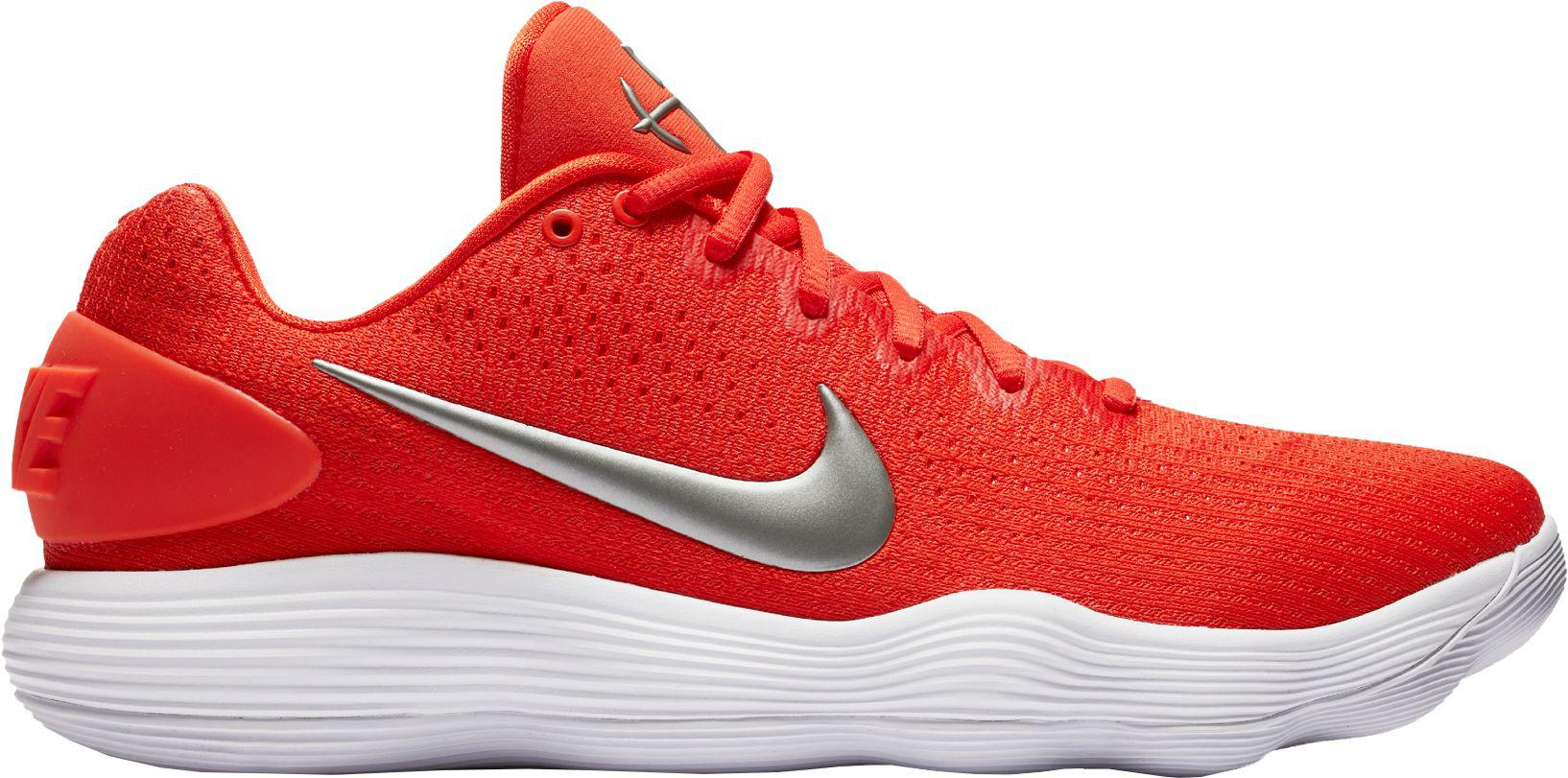 05d5ae9ab30b ... usa nike multicolor react hyperdunk 2017 low basketball shoes for men  lyst abf43 3f195