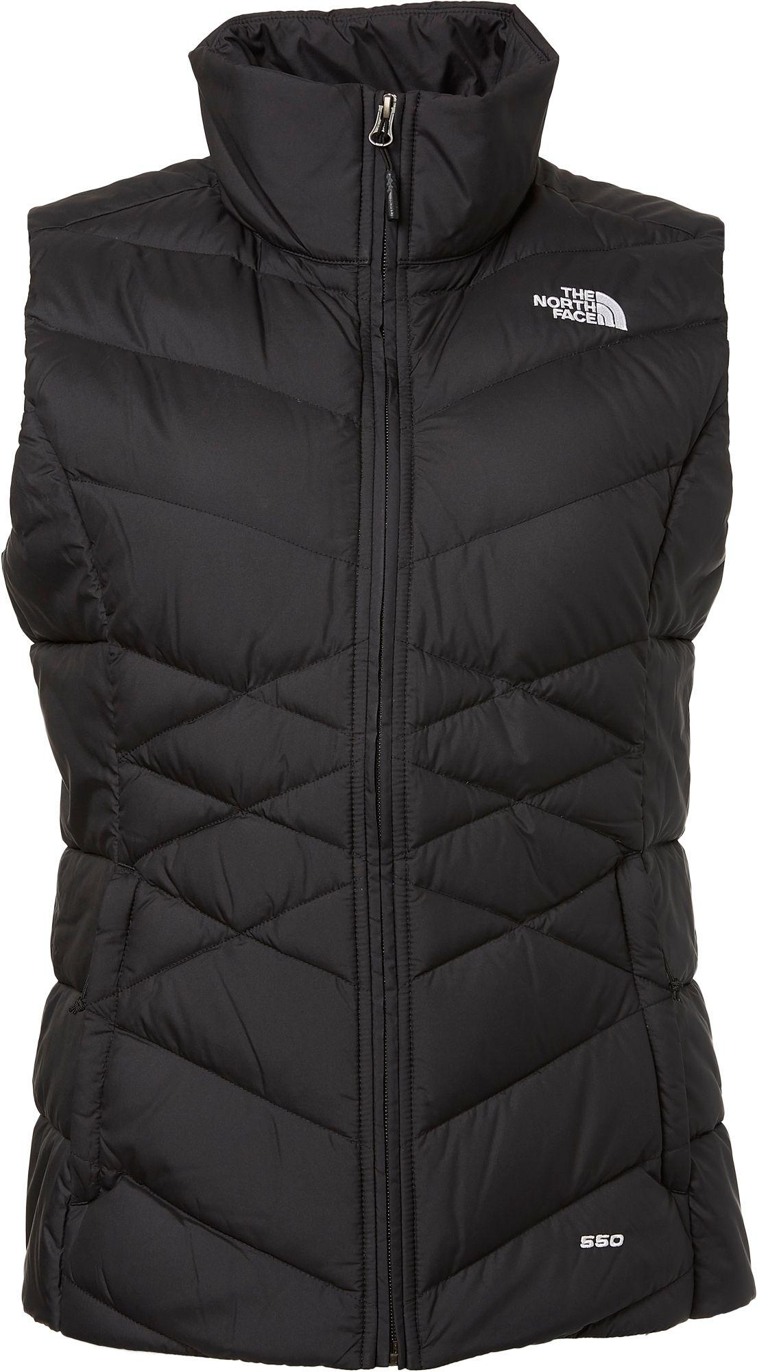 North face women's down filled jacket