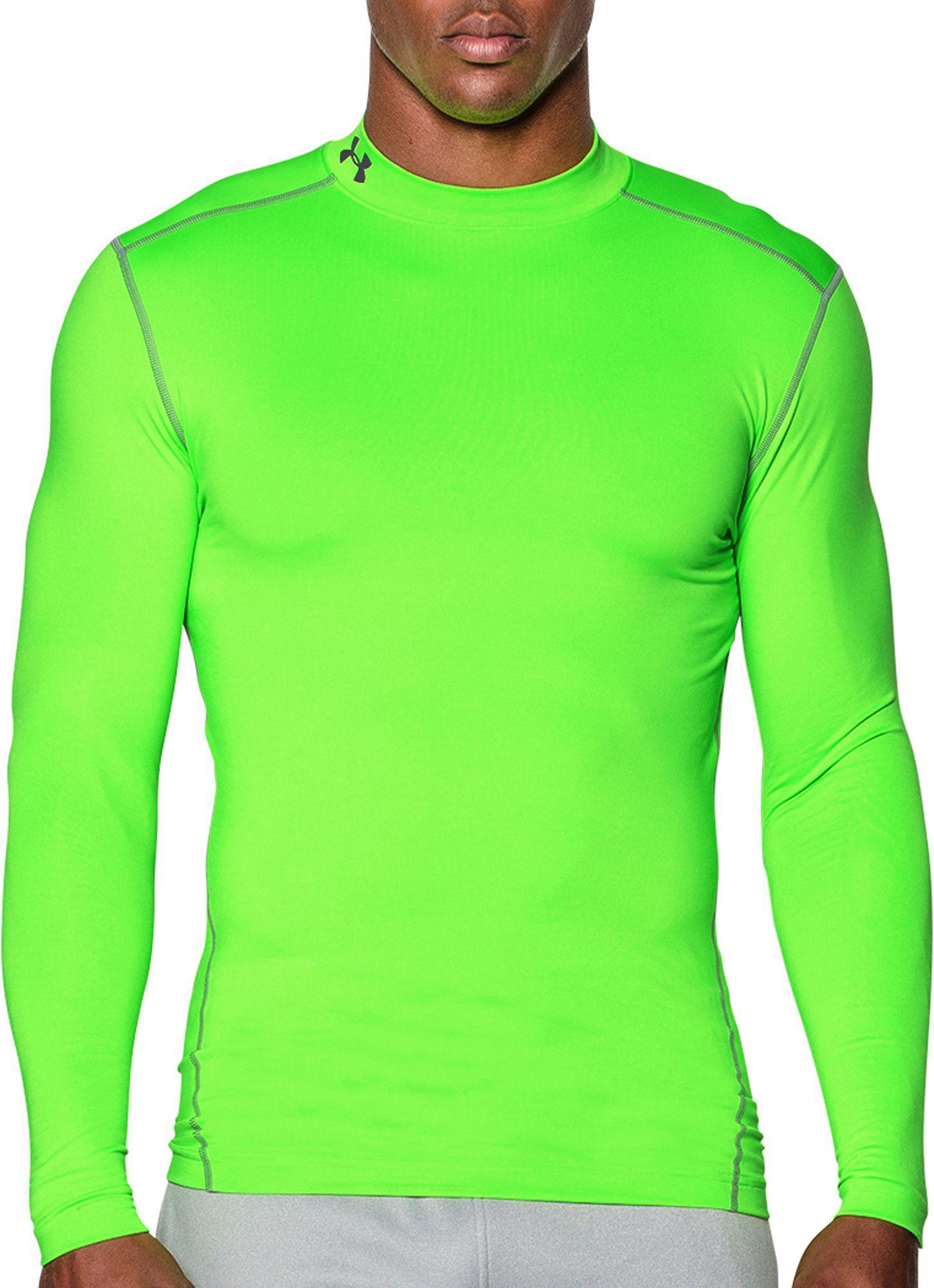 744badda Under Armour Mens Coldgear® Compression Shirt | RLDM