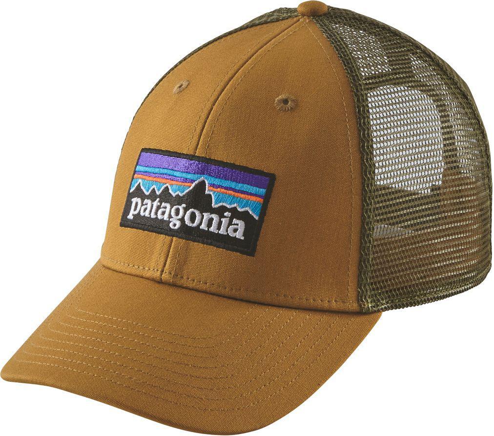 b97d111db9f9c Patagonia - Multicolor P-6 Lopro Trucker Hat for Men - Lyst