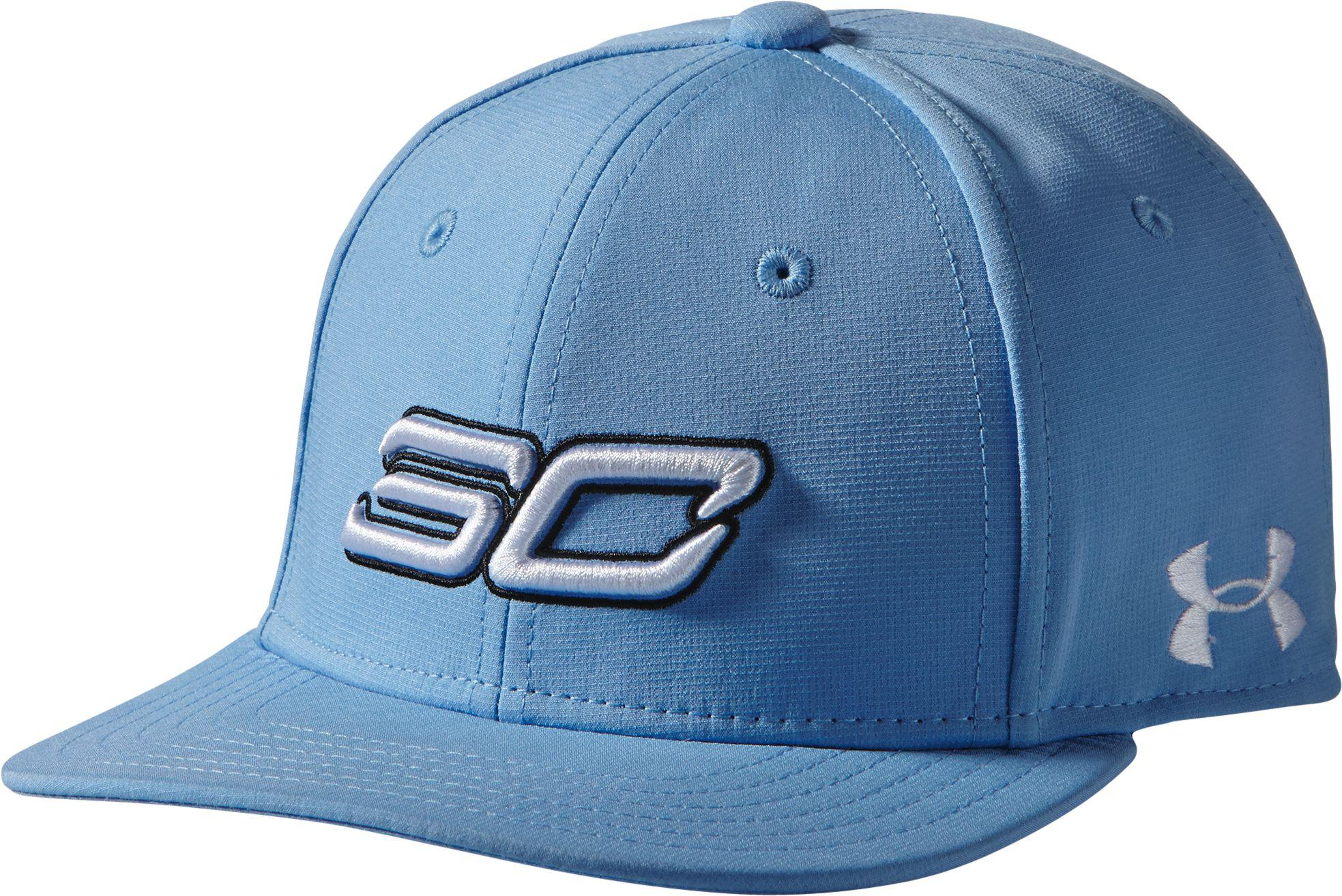 7c72ff4a8b3 Lyst - Under Armour Oys  Sc30 Core Snapback Hat in Blue for Men