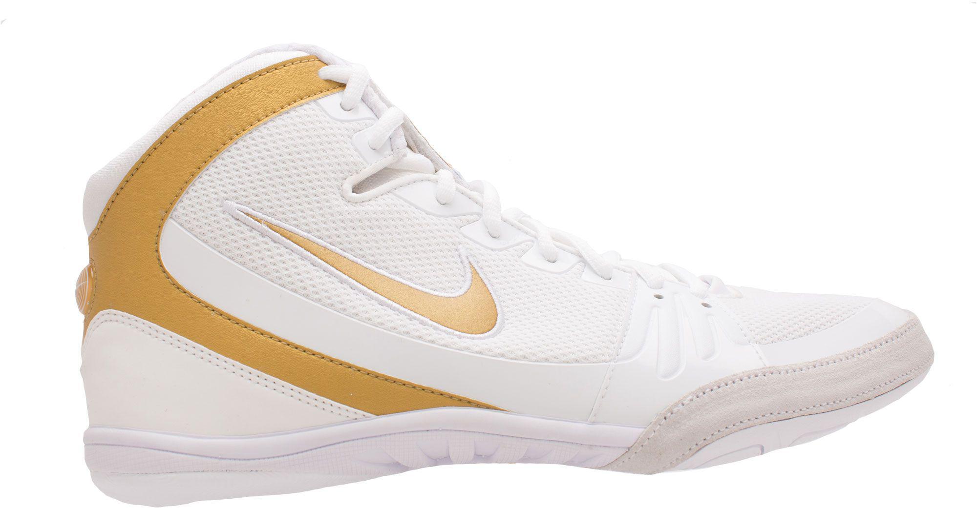 Nike Lace Freek Wrestling Shoes in