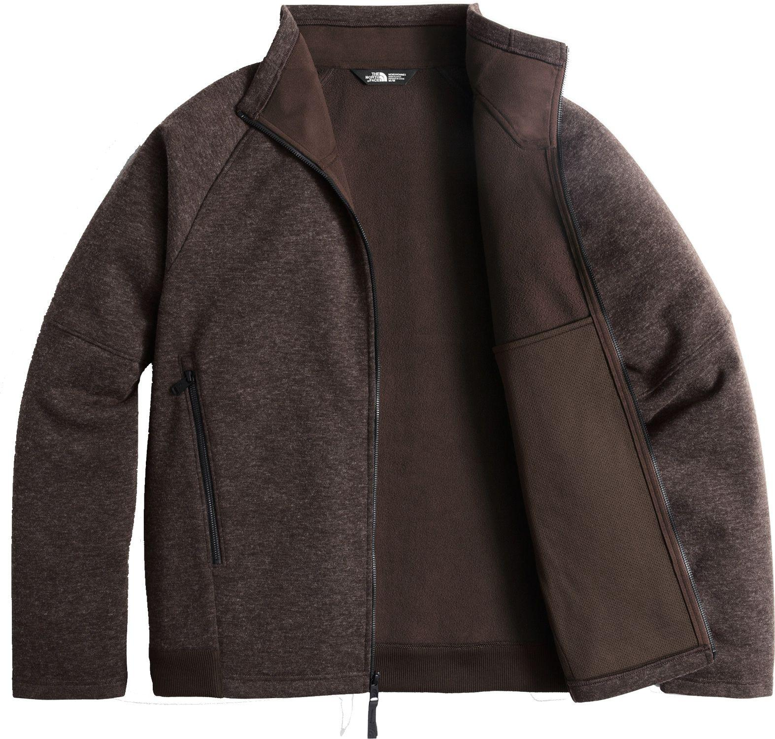 70e95d4da The North Face Brown Far Northern Full Zip Fleece Jacket - Past Season for  men