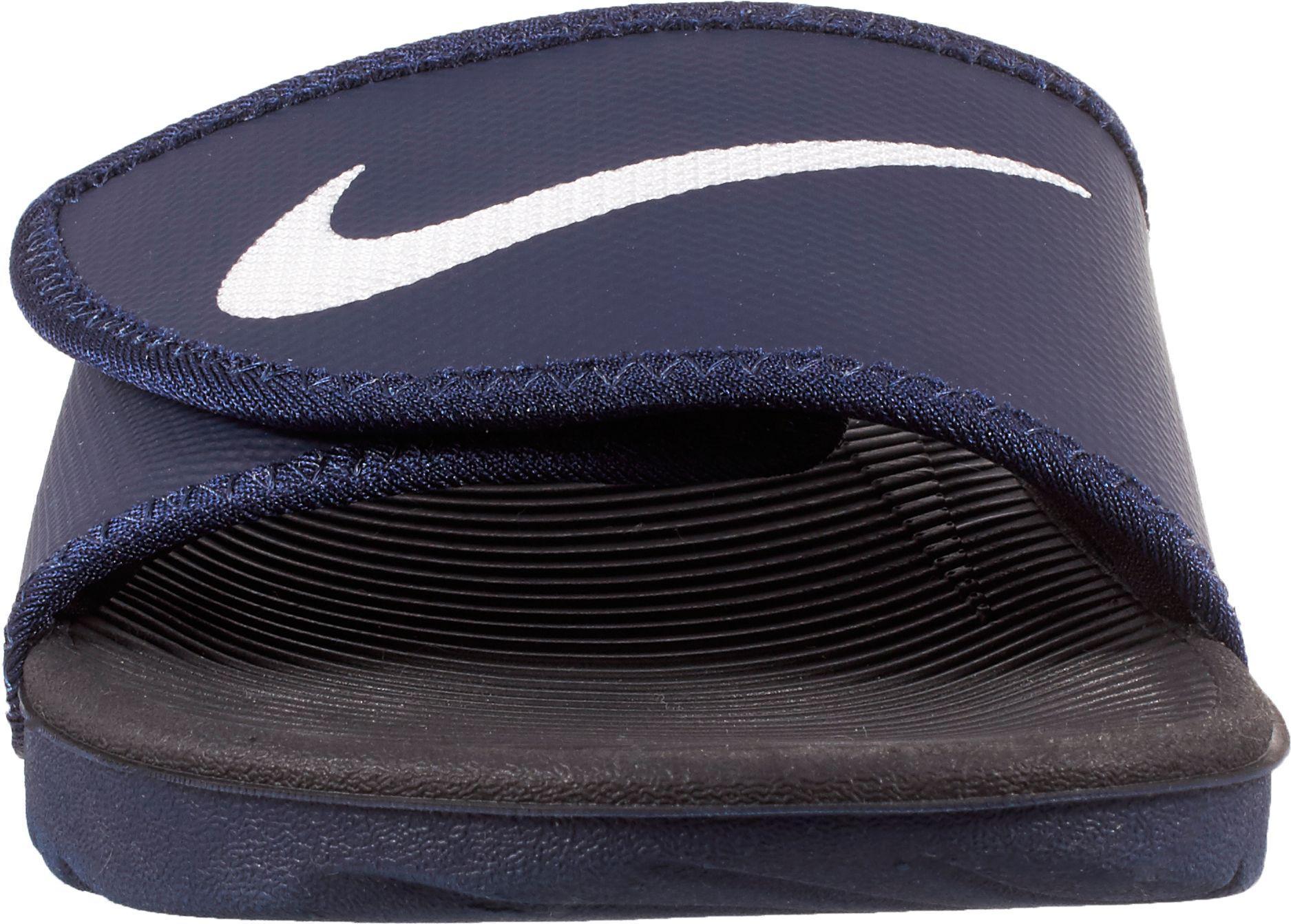 Nike Synthetic Kawa Adjustable Slides