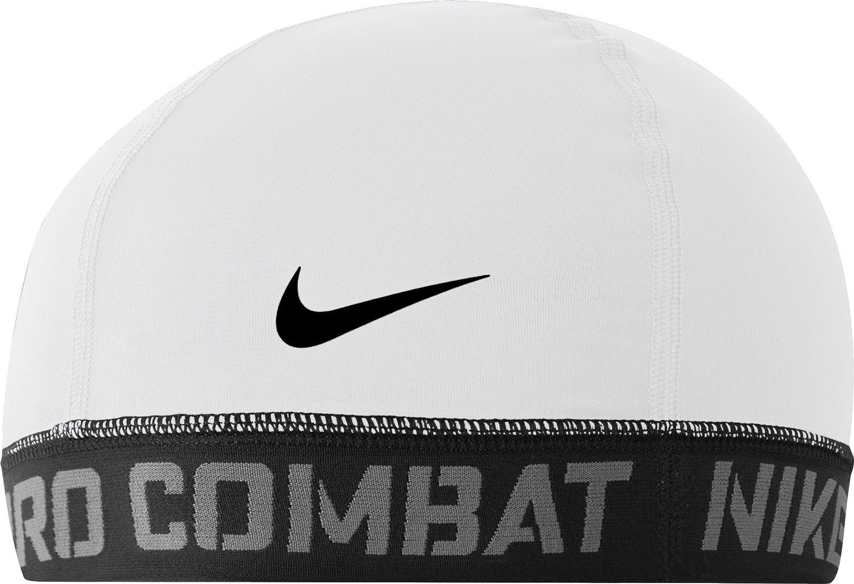 1d10265f692e8 Nike Adult Pro Combat Banded Skull Cap 2.0 in White for Men - Lyst