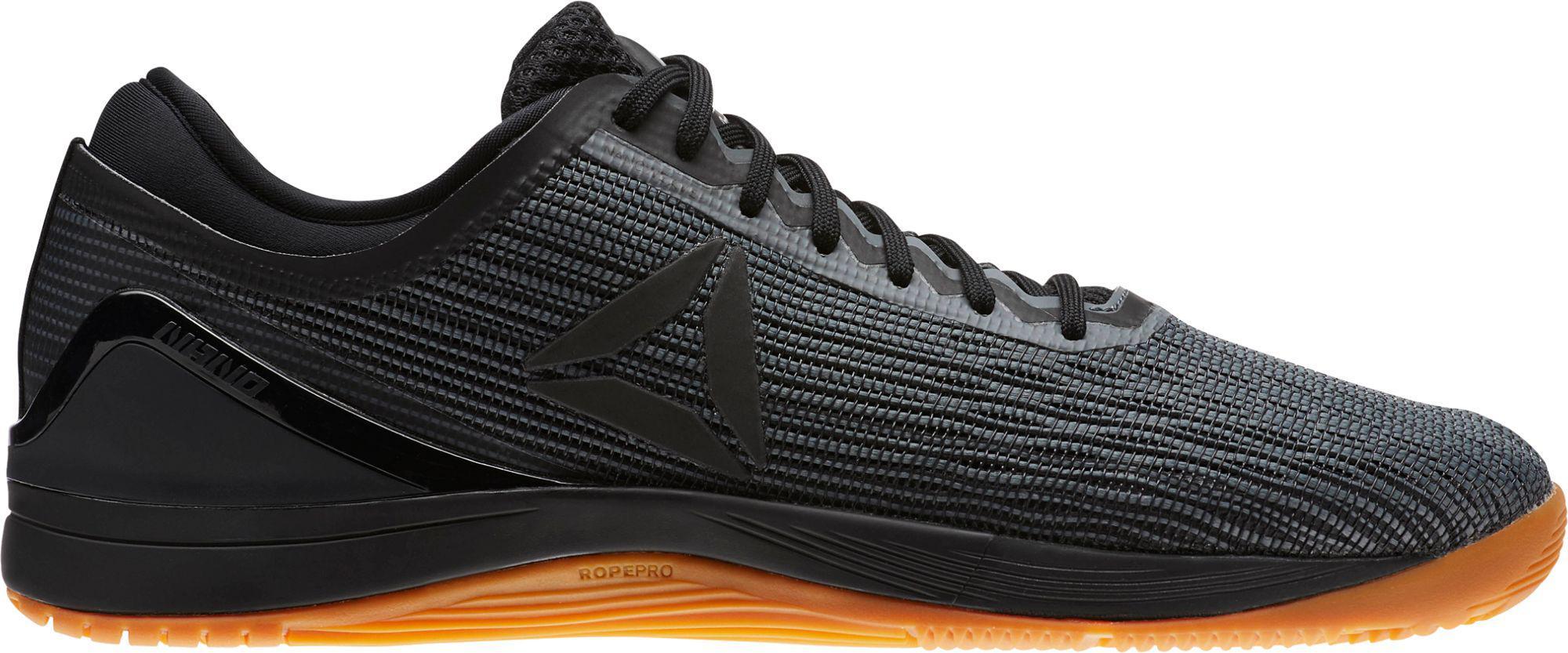 ee9ee654e27c5 Reebok - Black Crossfit Nano 8.0 Flexweave Training Shoes for Men - Lyst