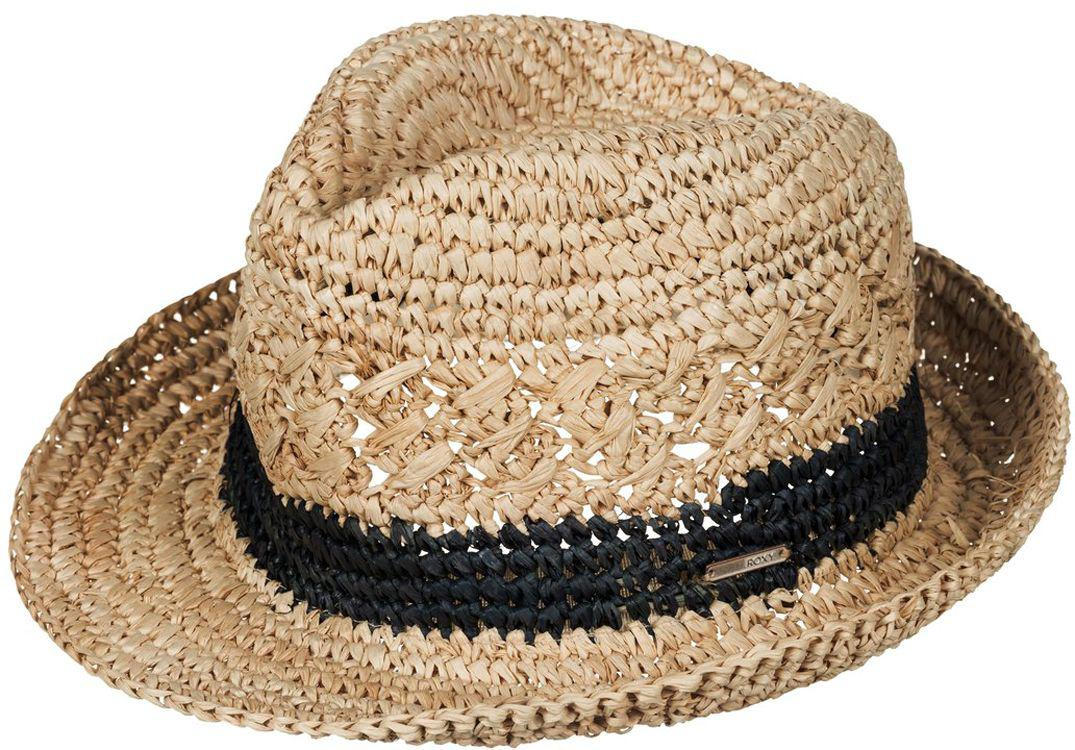 7d45169133bed Lyst - Roxy Witching Straw Hat in Natural