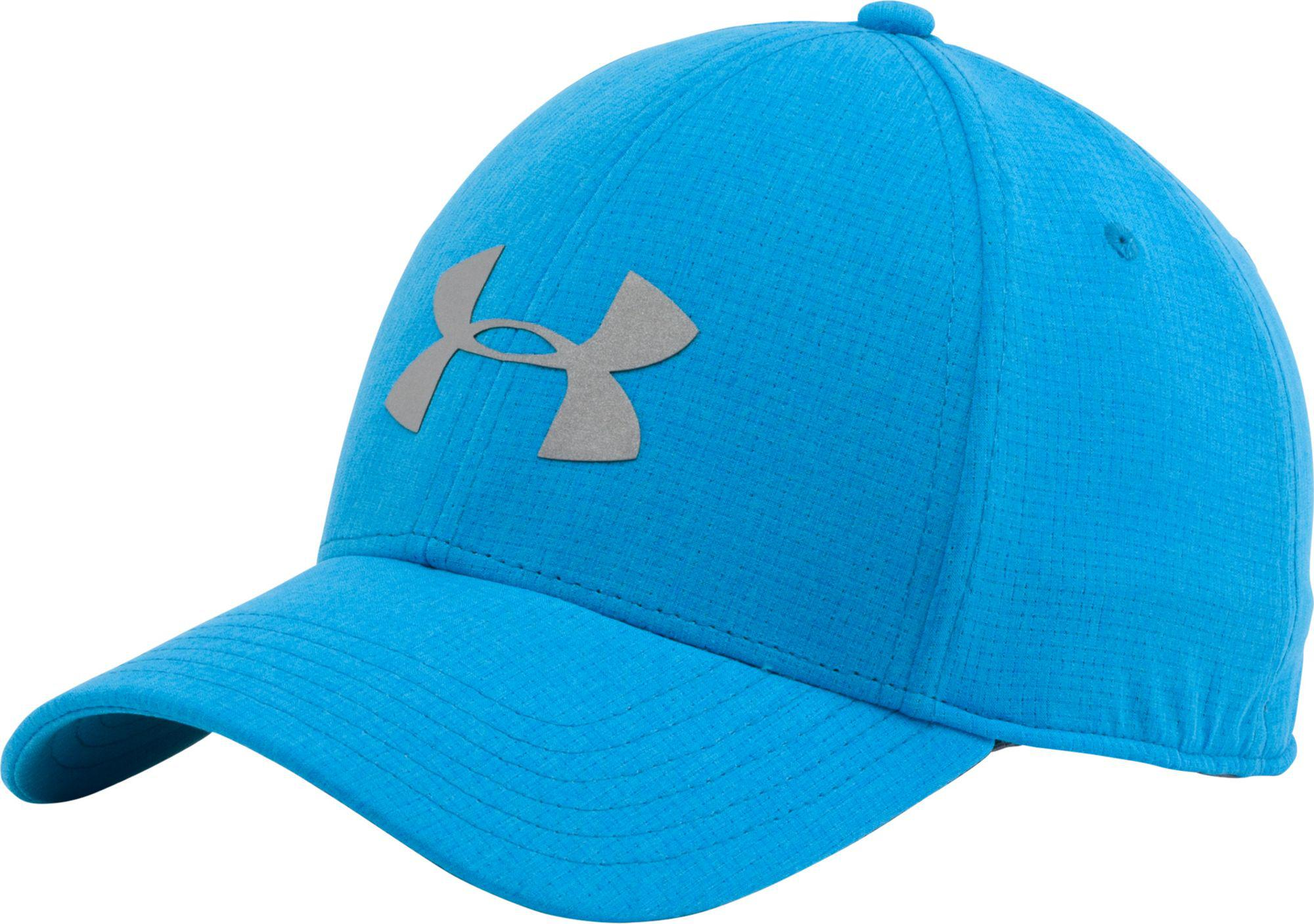 52792e26b3d Lyst - Under Armour Coolswitch Training Hat in Blue for Men