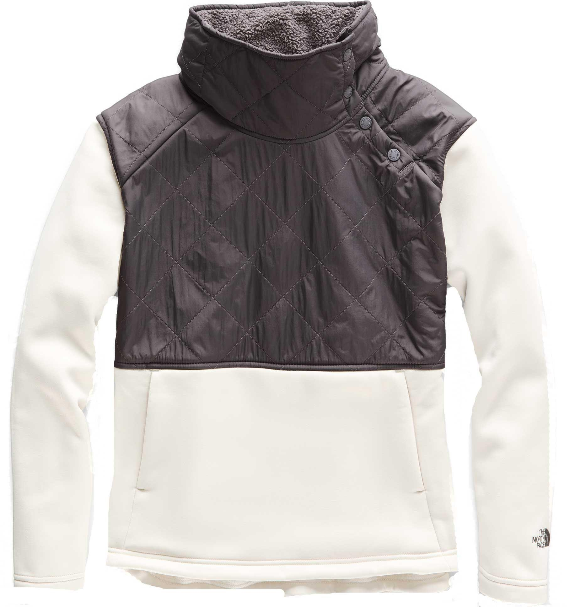 25d39385cf The North Face - Multicolor Rosie Sherpa Po Jacket - Lyst. View fullscreen
