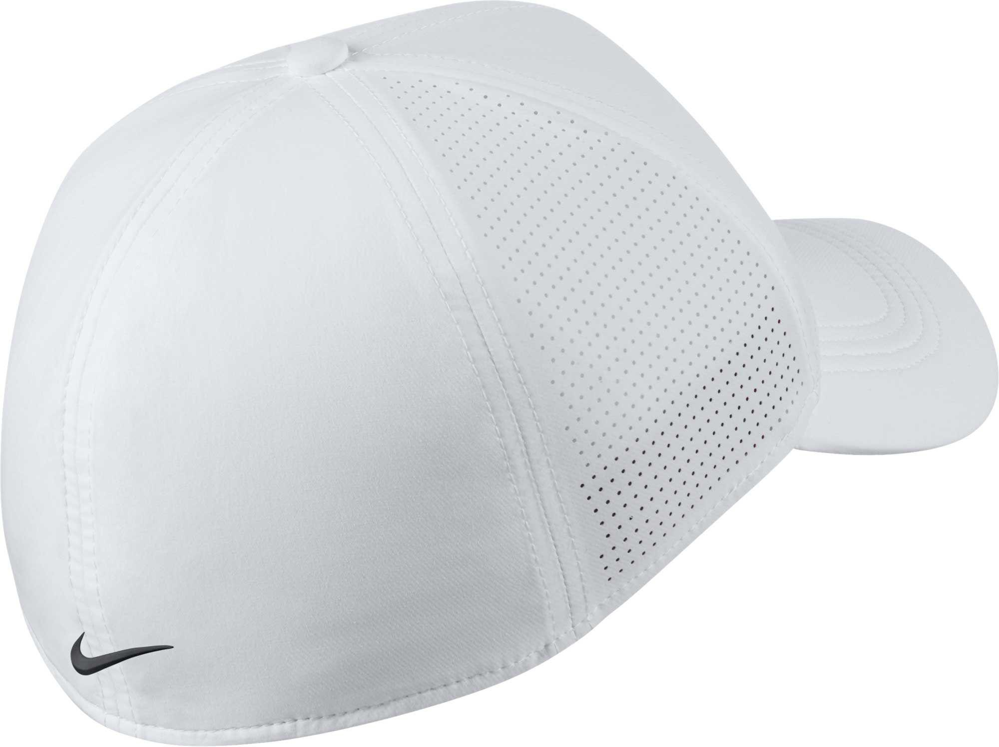 55178b95 Nike 2018 Aerobill Legacy91 Perforated Golf Hat in White for Men - Lyst