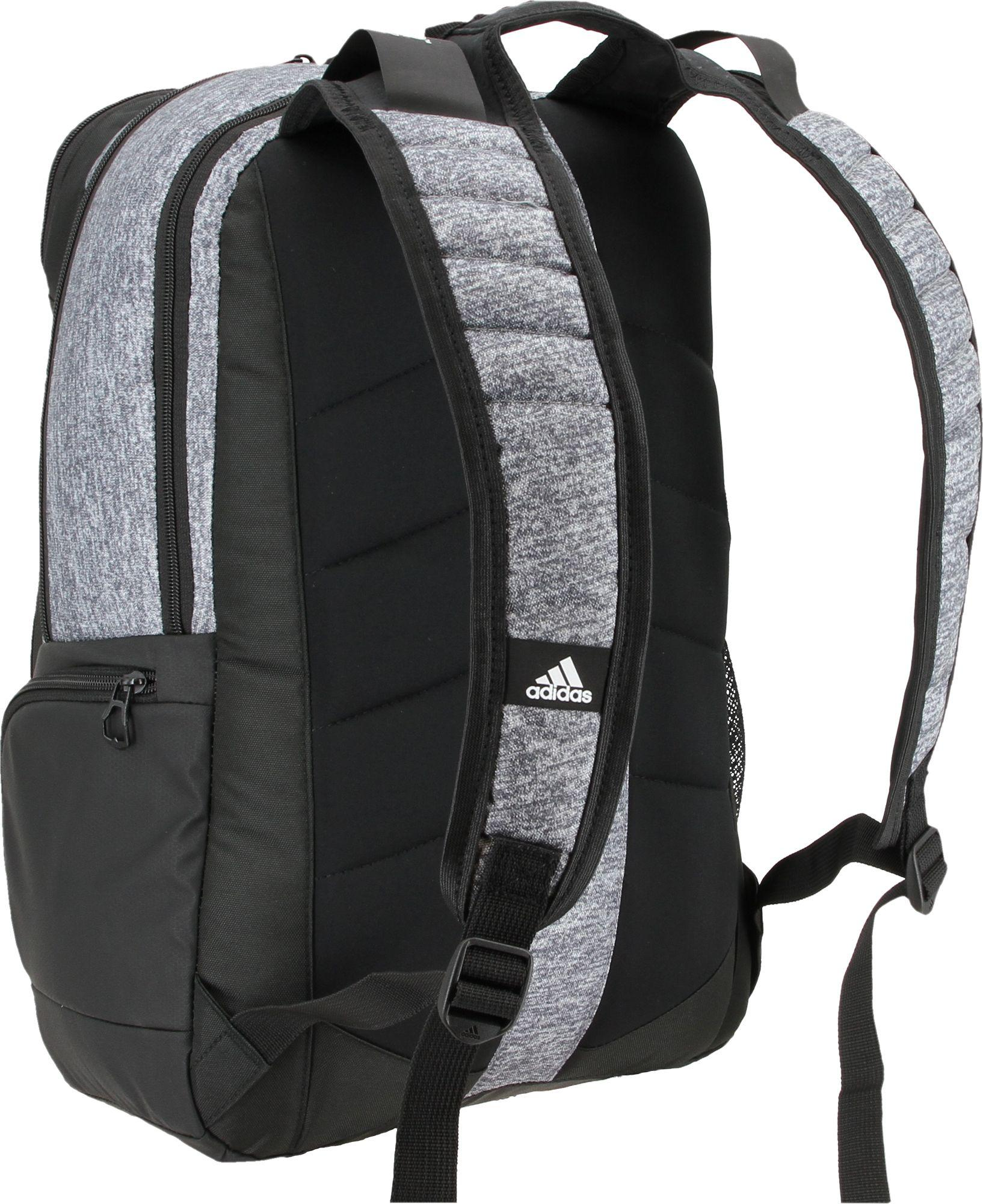 Lyst - adidas Strength Backpack in Black for Men 55b5bbd4c6d78