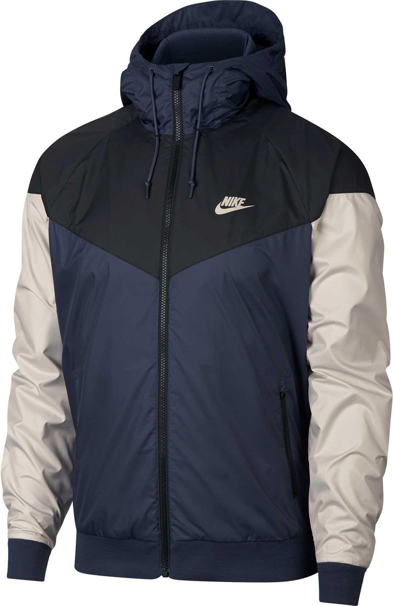 0f94f1de6e Lyst - Nike Windrunner Full Zip Jacket in Blue for Men