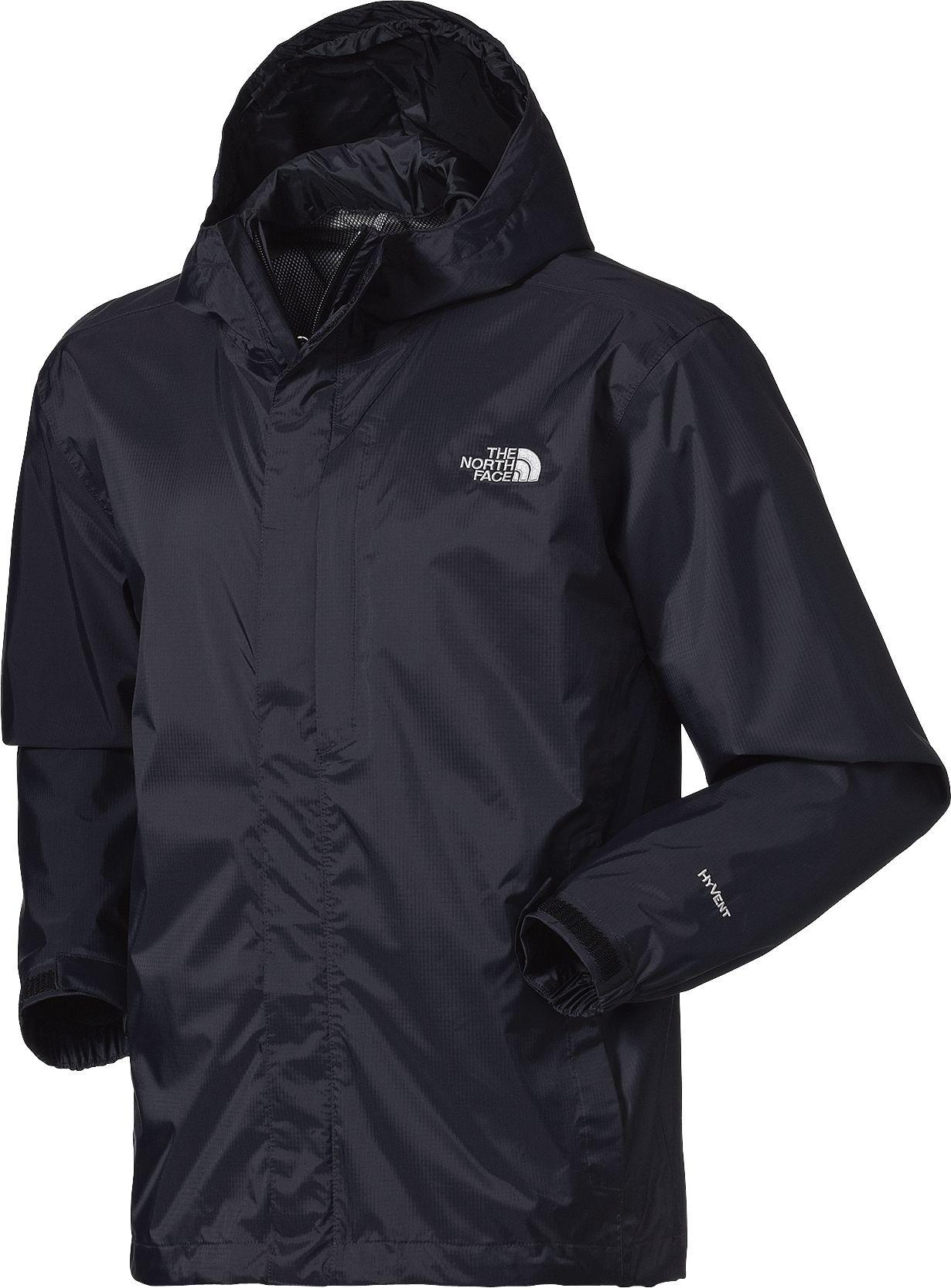 33909181f9 Lyst - The North Face Stinson Rain Jacket in Black for Men