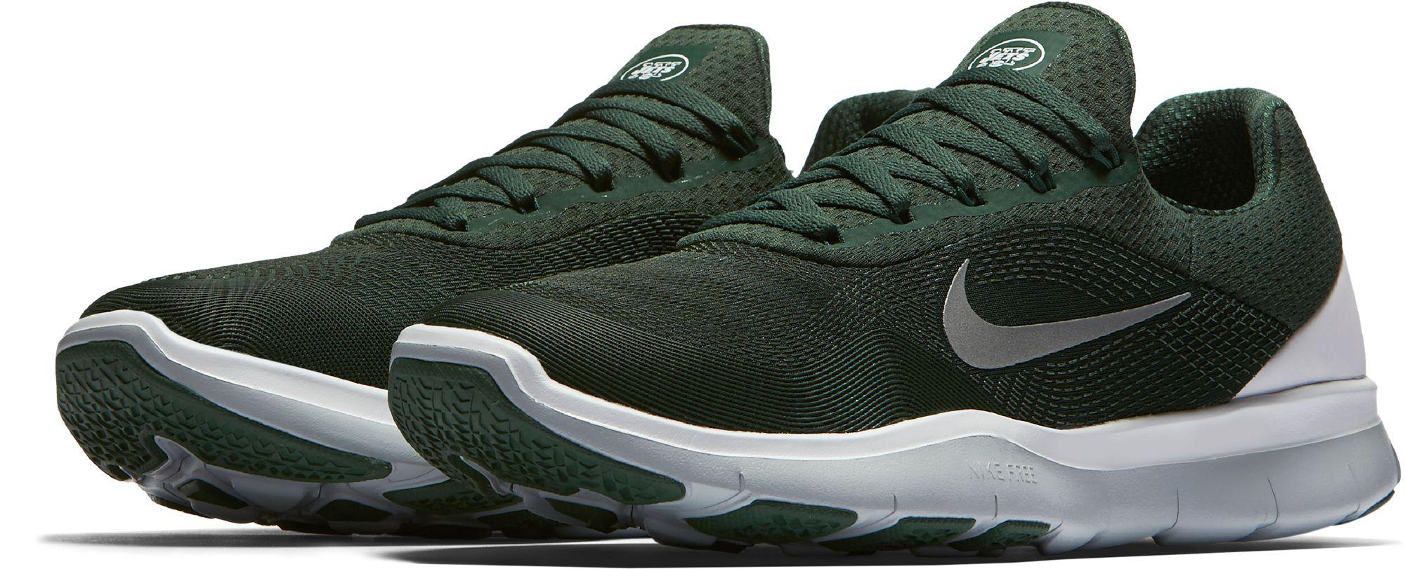 info for 6f6e4 fffdb Nike - Green Free Trainer V7 Nfl Jets Training Shoes for Men - Lyst