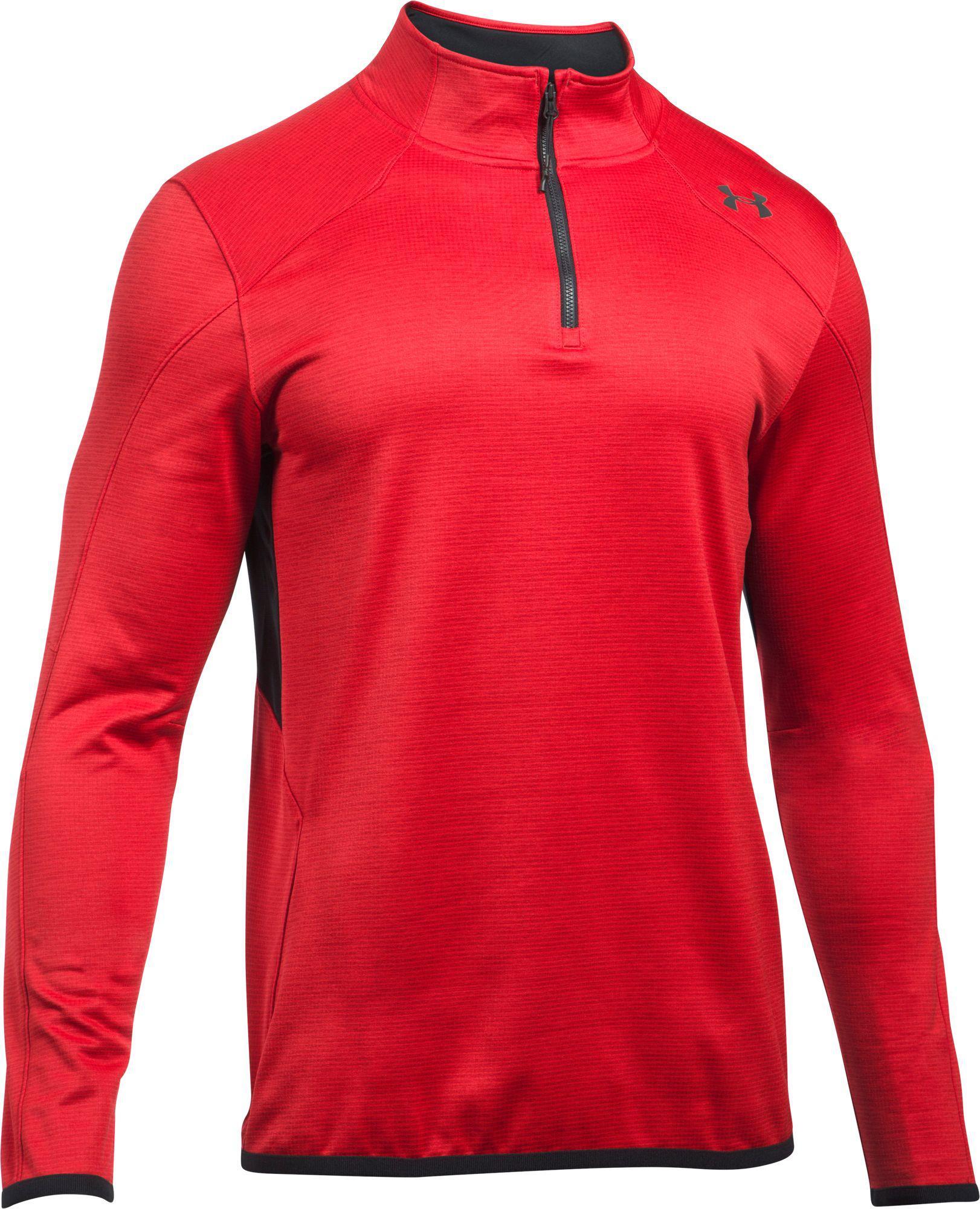 odebrać Gdzie mogę kupić tanie z rabatem Coldgear Reactor 1/4 Zip Long Sleeve T-shirt