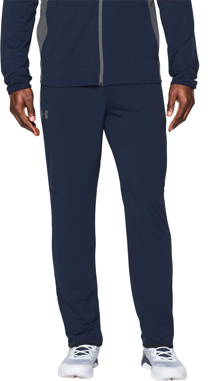 classic fit detailed pictures attractive designs Under Armour Maverick Tapered Pants in Blue for Men - Lyst