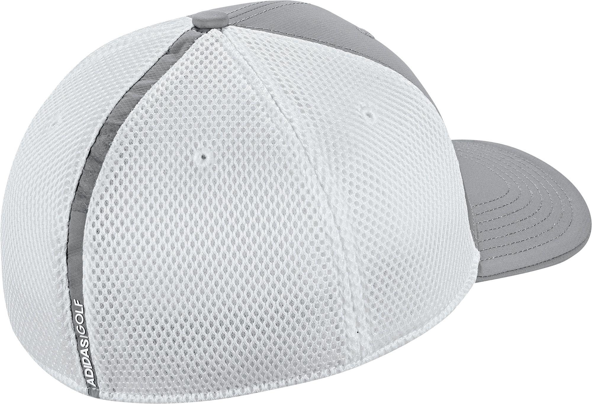 Lyst - adidas A-stretch Badge Of Sport Tour Golf Hat in Gray for Men 08dc63e2c8d