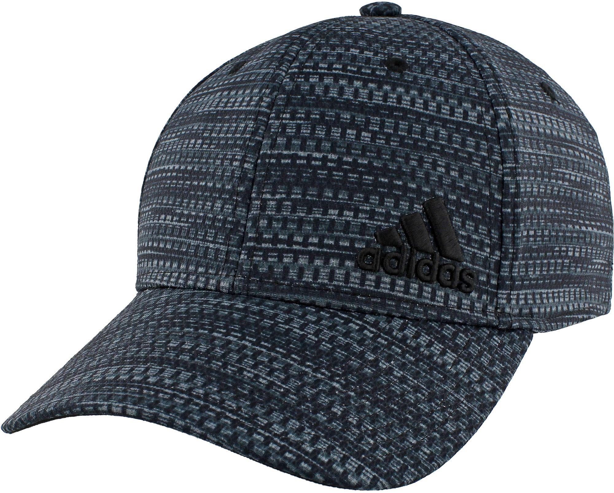 597c47766ef Lyst - adidas Release Plus Stretch Fit Hat in Black for Men