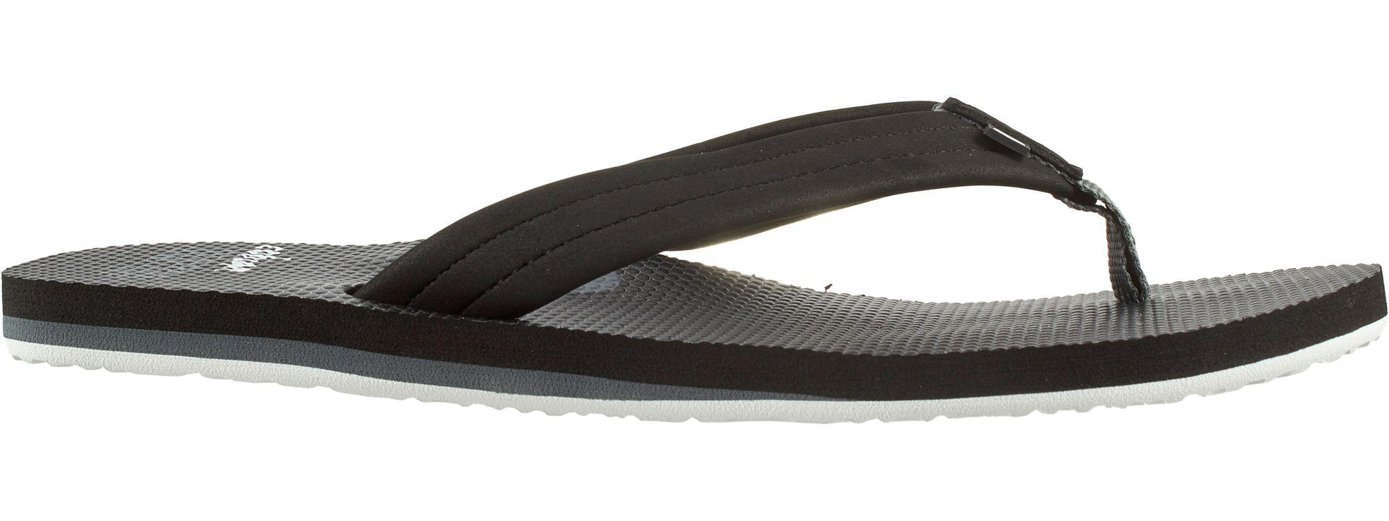 a88f4096e1e9 Lyst cobian aqua jump flip flops in black for men jpg 2000x750 Cobian flip  flops