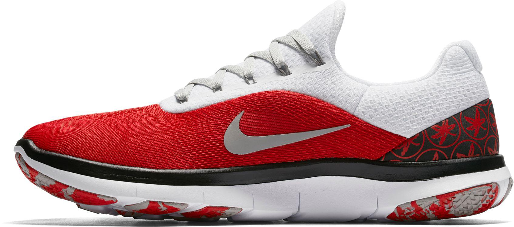 low priced 55472 dd474 Nike - Red Free Trainer V7 Week Zero Ohio State Edition Training Shoes for  Men -