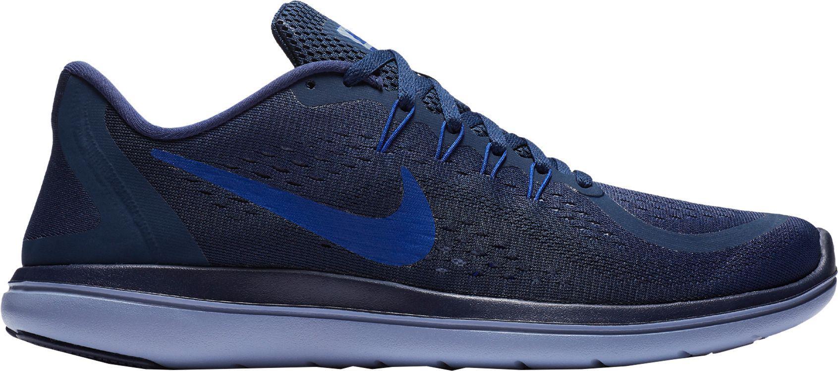 save off 04eaa c524f Men's Blue Flex 2017 Rn Running Shoes