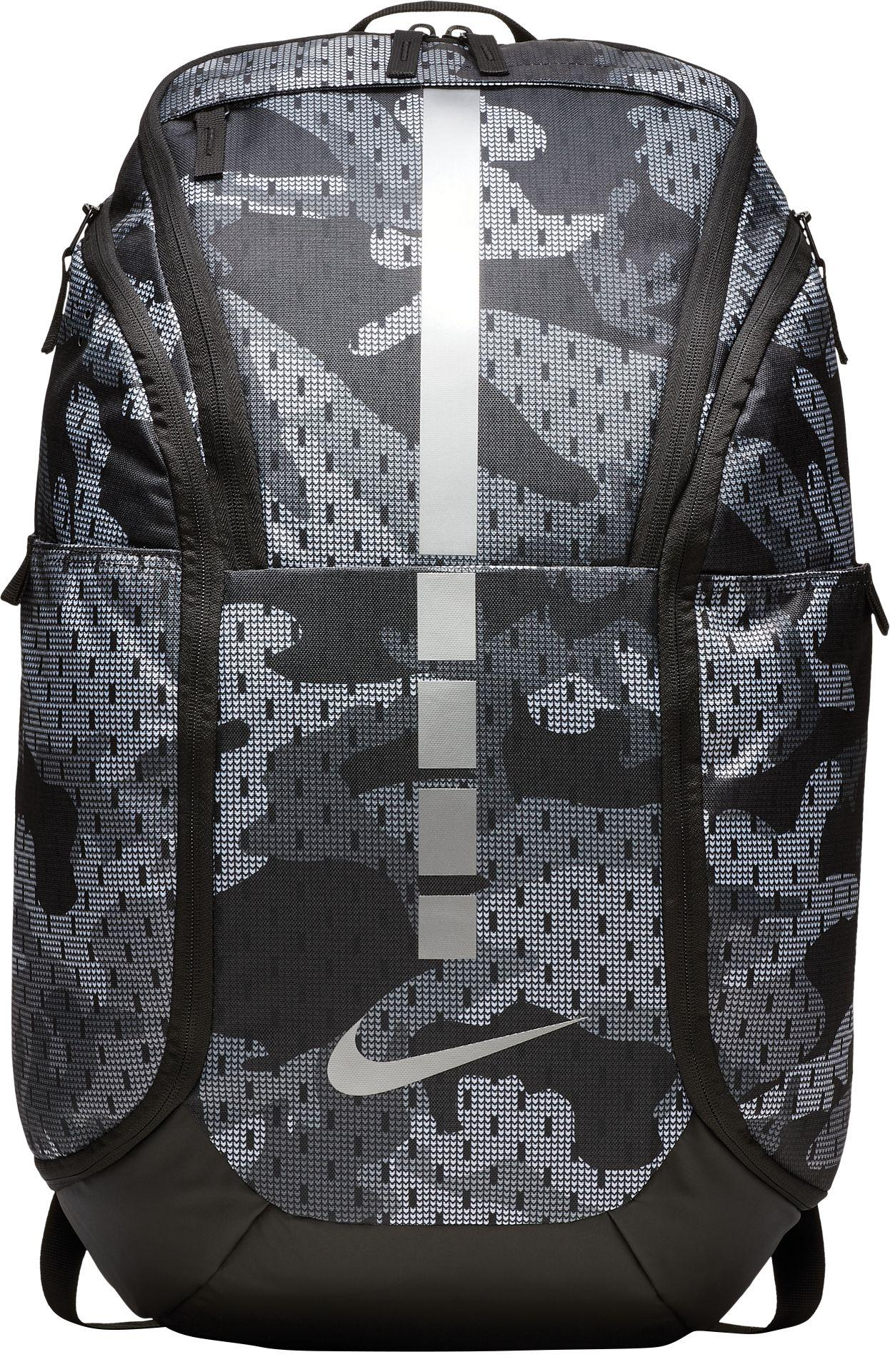 Nike - Multicolor Hoops Elite Pro Camo Basketball Backpack for Men - Lyst f9b1902cc8b53