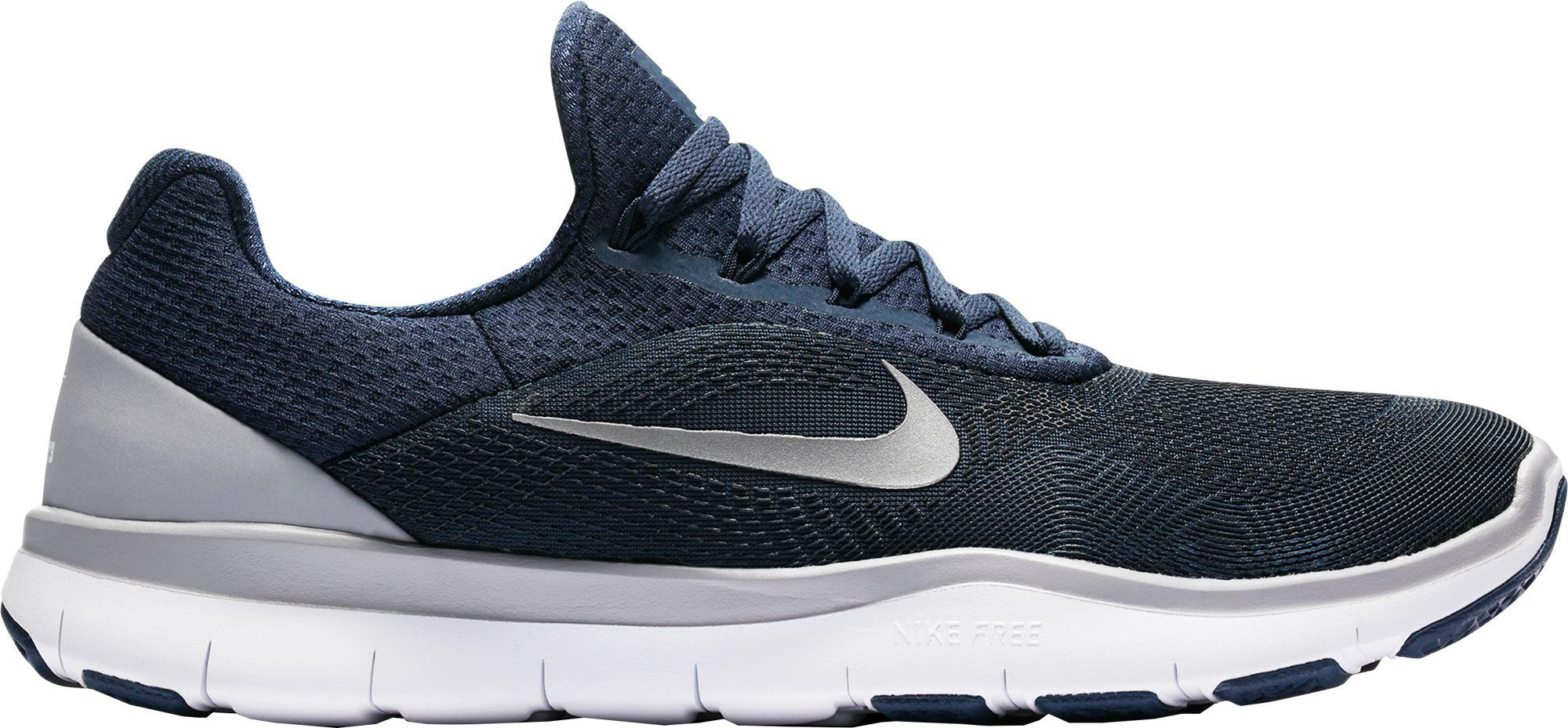 7e923f87a6ad Lyst - Nike Free Trainer V7 Nfl Cowboys Training Shoes in Blue for Men