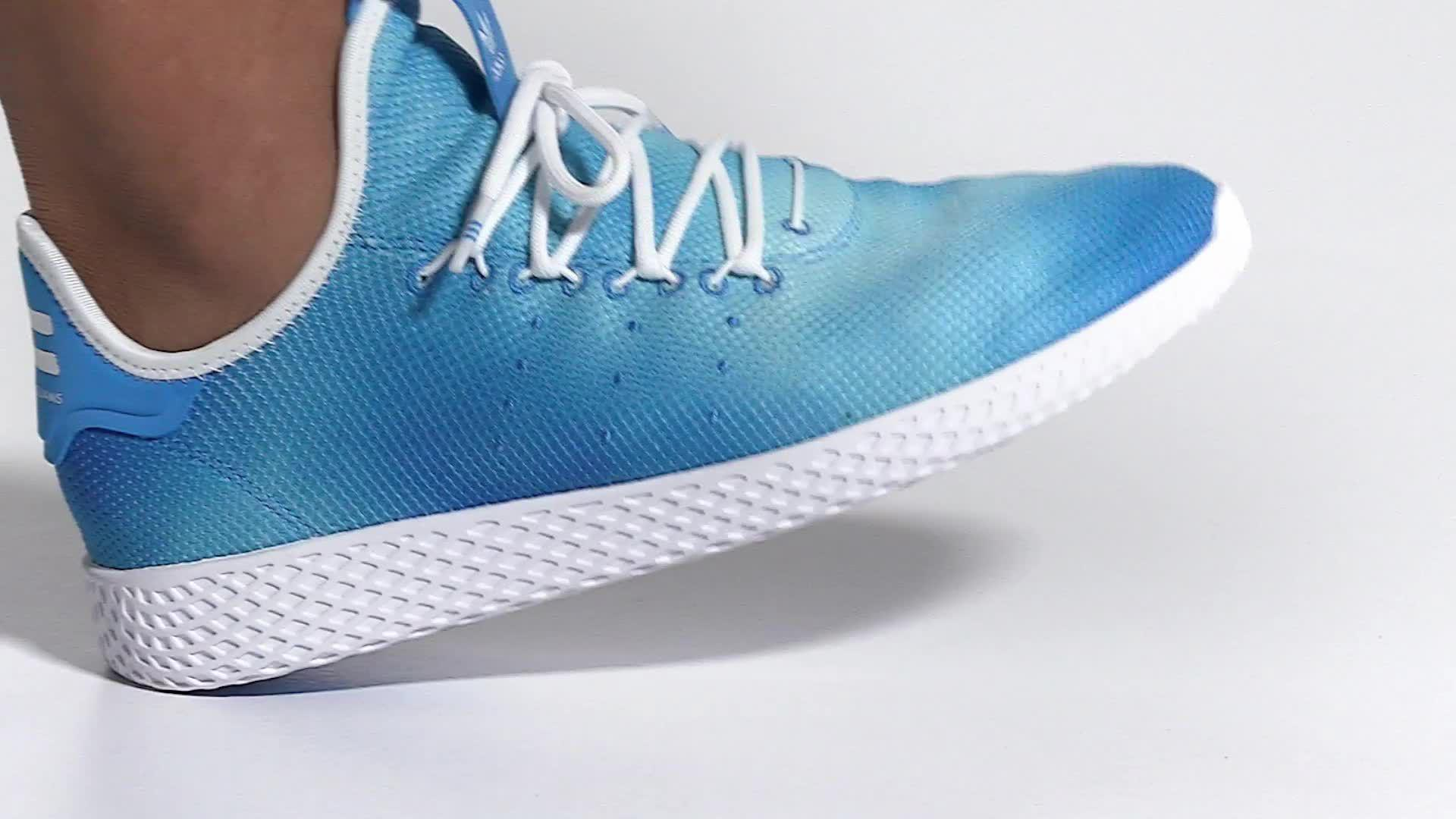 d6ac8aca50021 Adidas - Blue Originals Pharrell Williams Tennis Hu Holi Shoes for Men -  Lyst