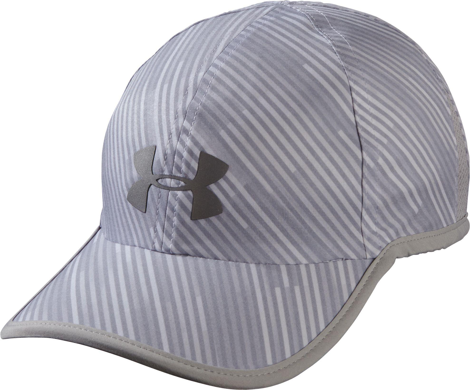 6bc84b017ed ... top quality lyst under armour shadow running hat 3.0 in gray for men  087fd ec6b1