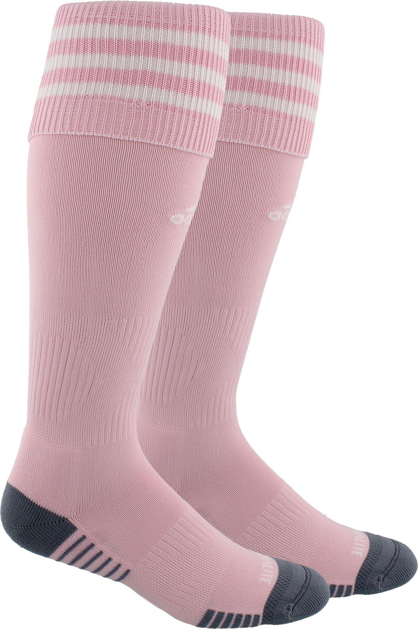 762e9565e593 Lyst - adidas Copa Zone Cushion Iii Soccer Socks in Pink for Men