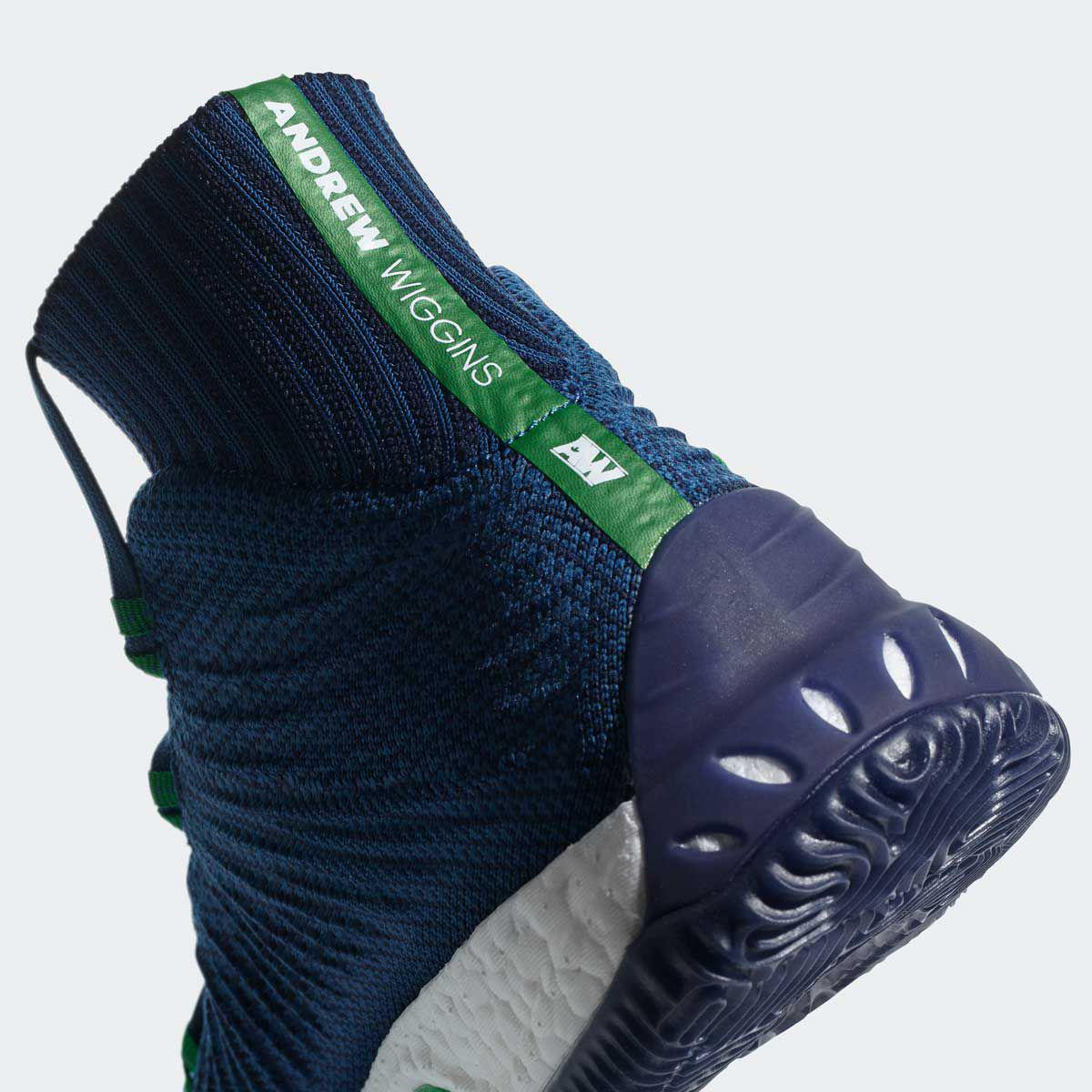 new concept 7703f b6087 Adidas - Blue Crazy Explosive 2017 Pk Basketball Shoes for Men - Lyst