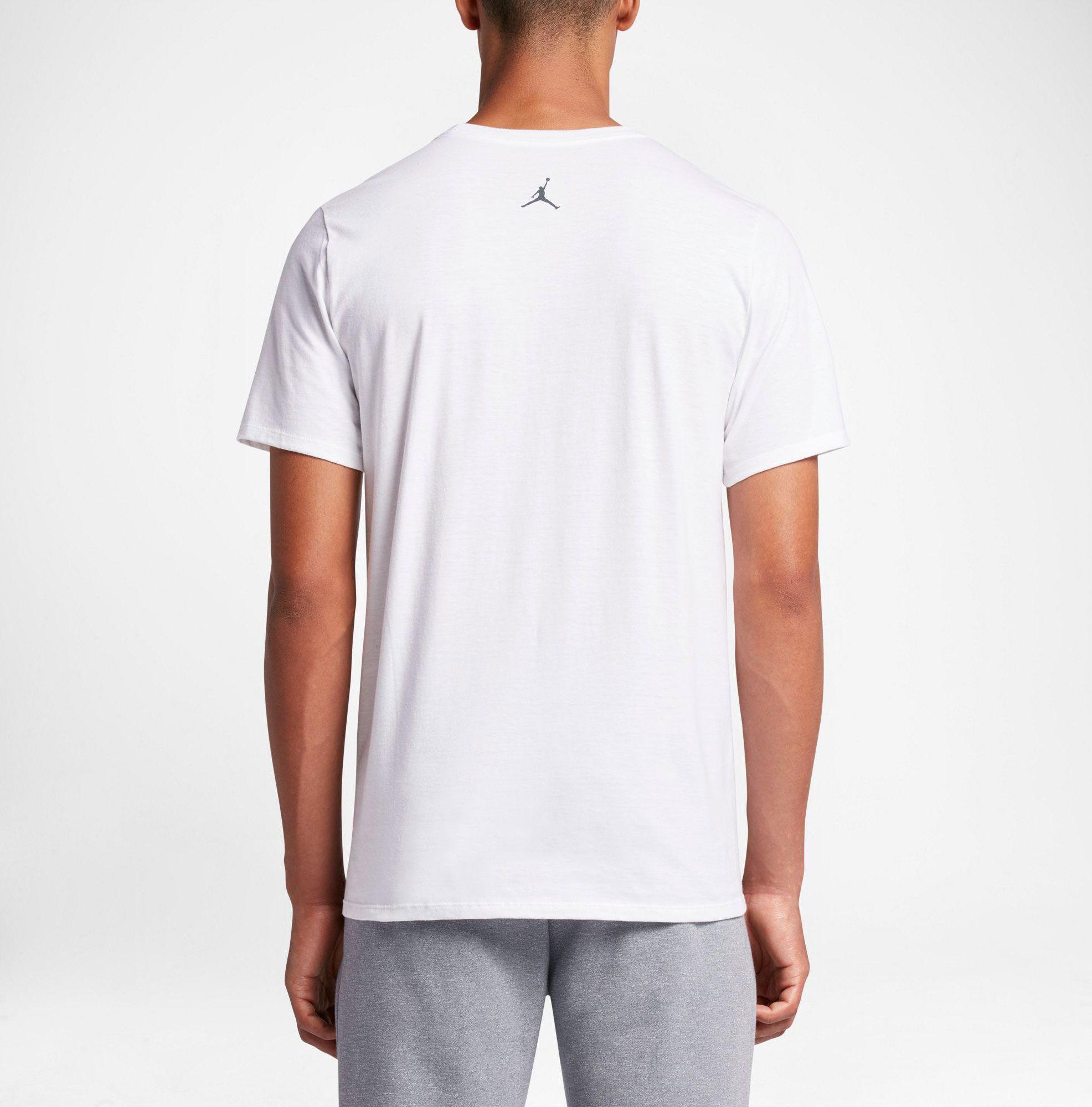 c0490d19fb33 Lyst - Nike Nike Air 3   true Og   T-shirt in White for Men