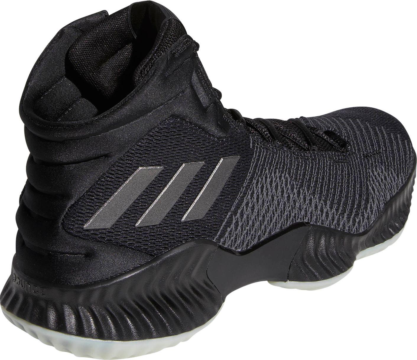 62f3412994ae8 Lyst - adidas Pro Bounce 2018 Basketball Shoes in Black for Men