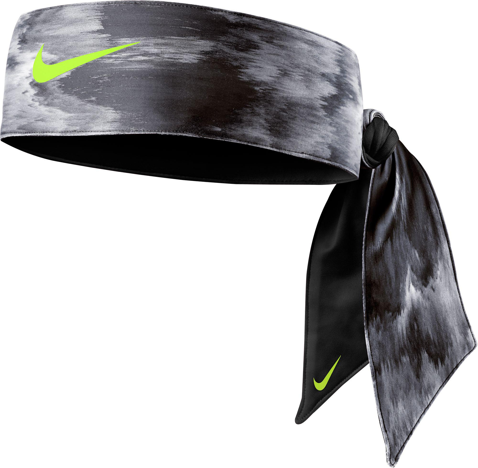 16bcafcefb5c Lyst - Nike Dri-fit Head Tie 3.0 in Black