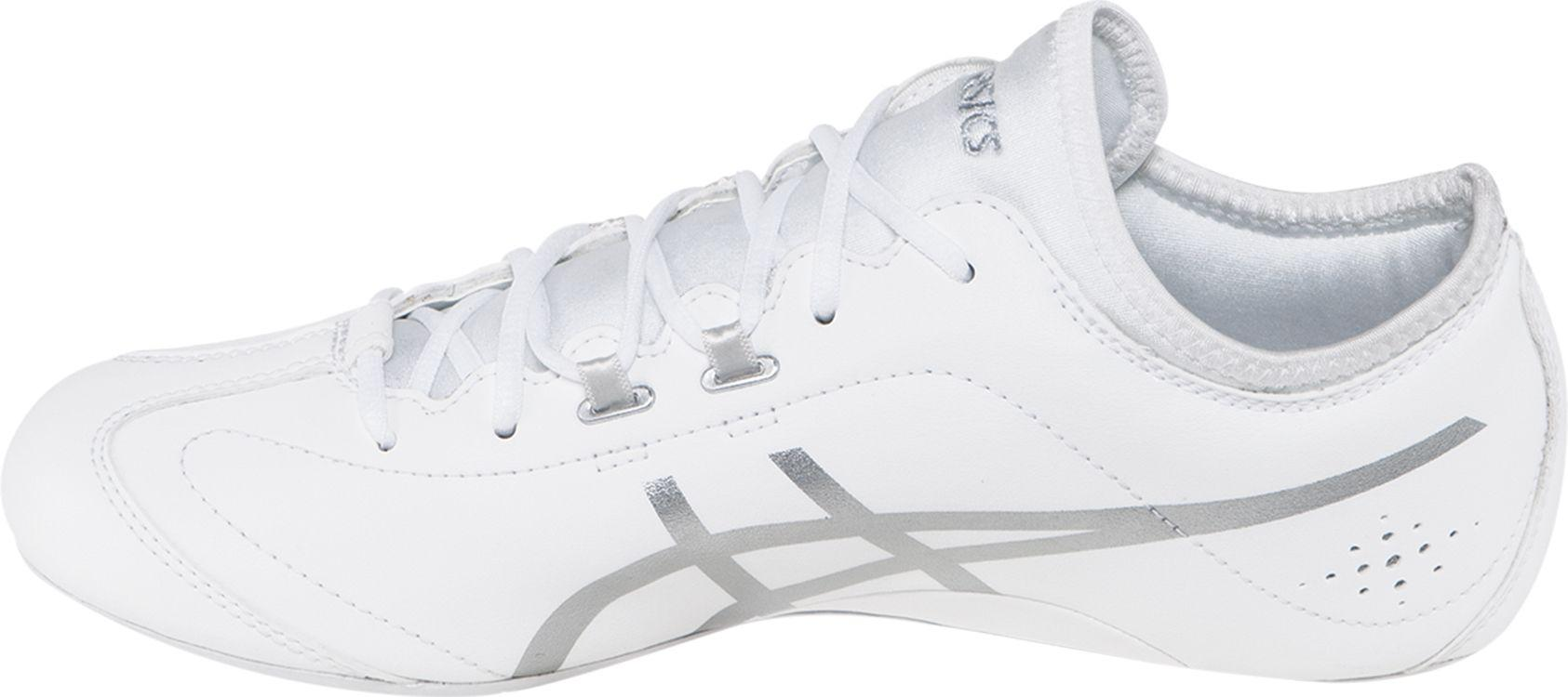 Asics Leather Flip'n Fly Cheer Shoe in