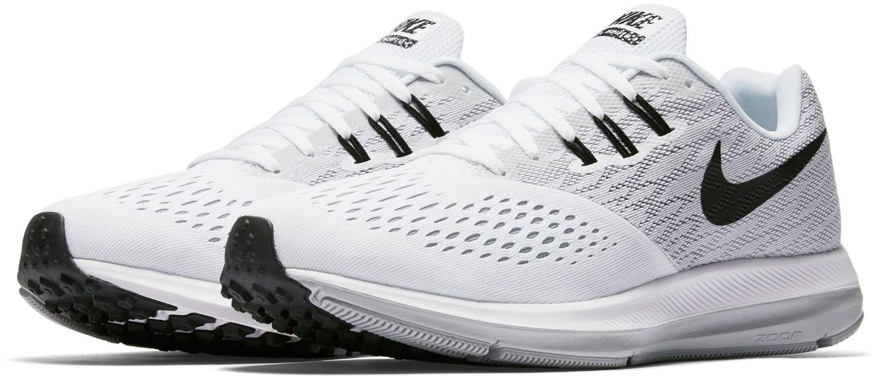 5c278fbdc81 Lyst - Nike Air Zoom Winflo 4 Running Shoes in White for Men