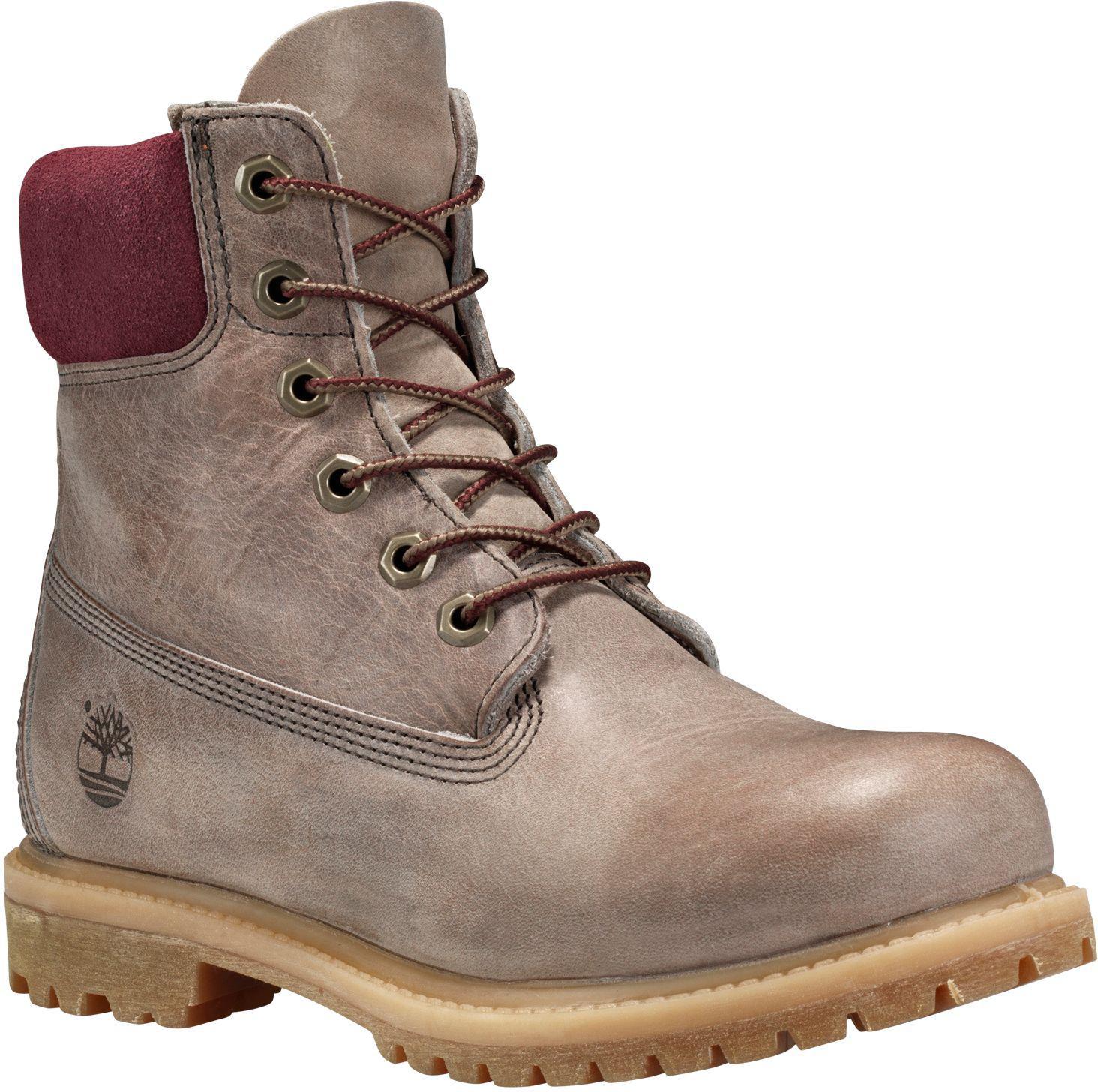 263eb1f23c9 Timberland - Gray Icon 6'' Premium 200g Boots - Lyst
