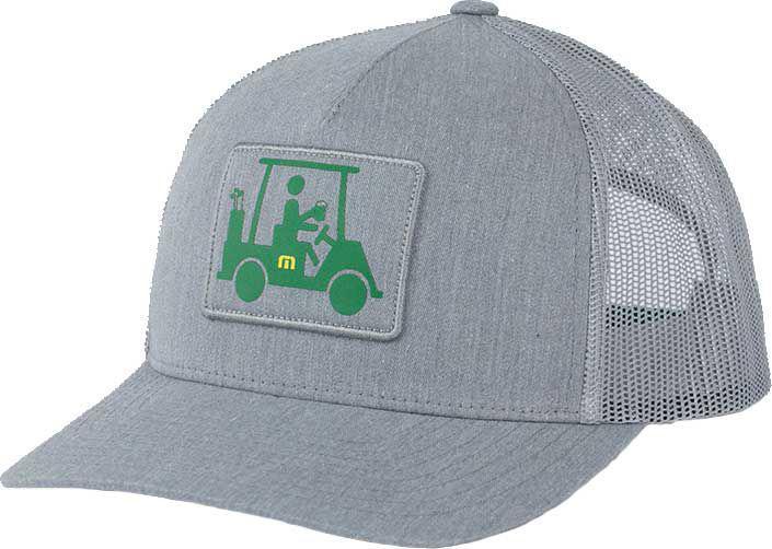 Lyst - Travis Mathew Slappys Golf Hat in Gray for Men 7a7e79c8711
