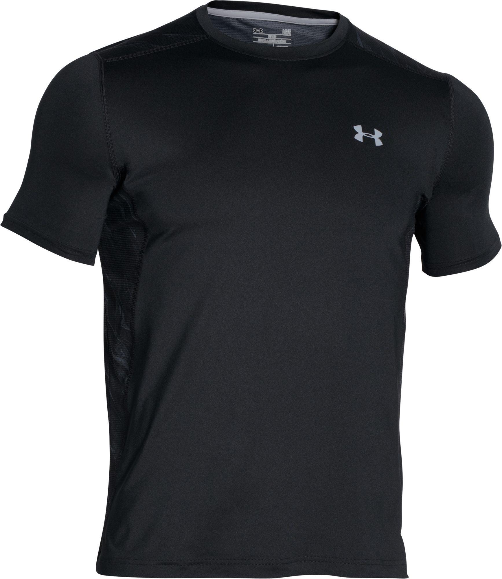 597ec8b8 Lyst - Under Armour Raid T-shirt in Black for Men