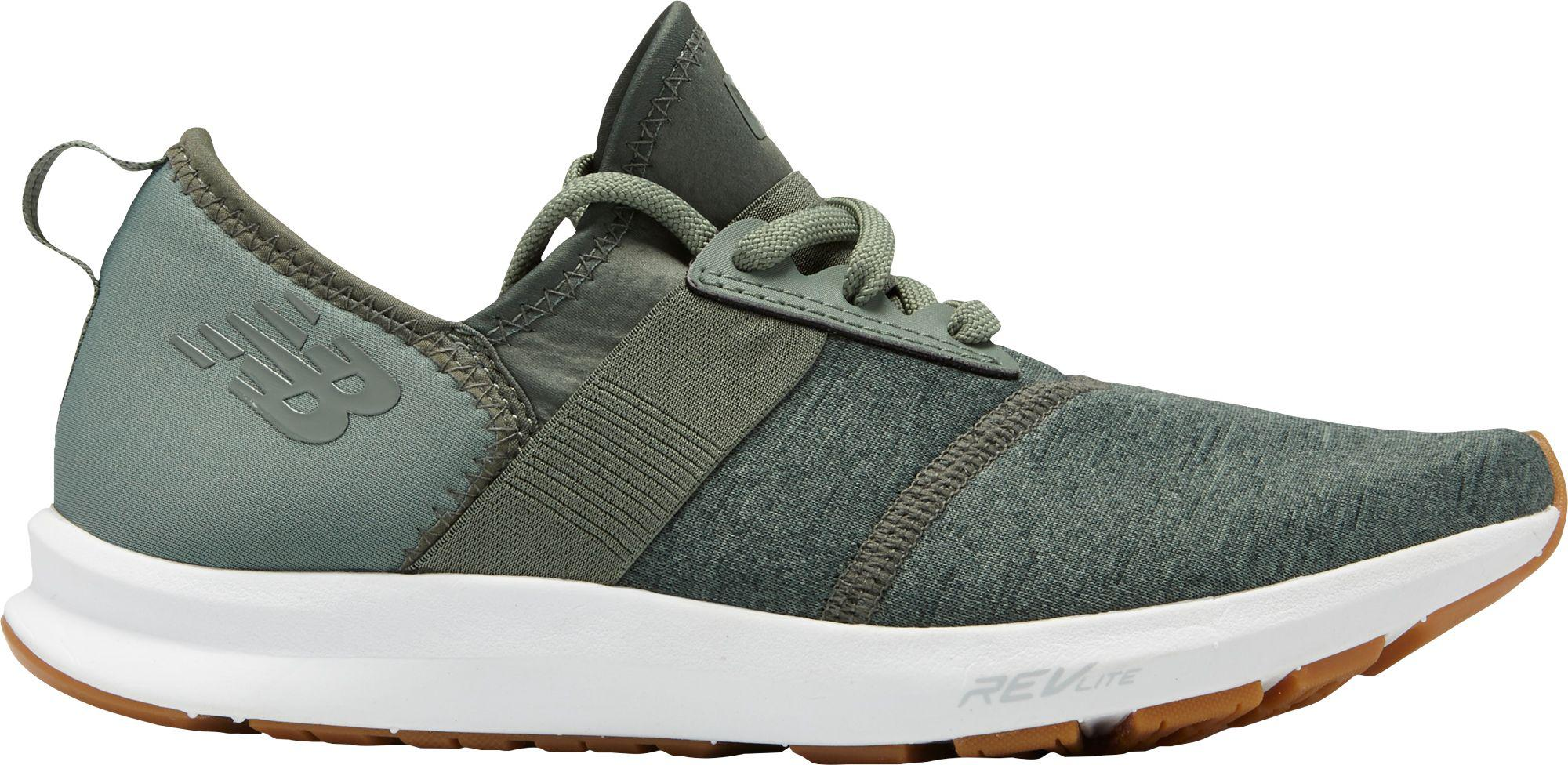 429835a4 New Balance Green Fuel Core Nergize Walking Shoes
