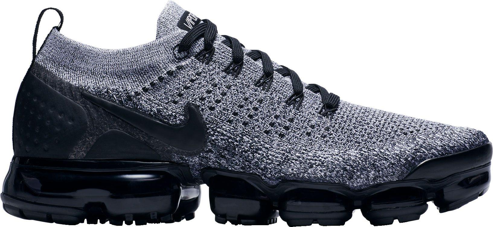 aef5fa7902 Nike Air Vapormax Flyknit 2 Running Shoes in Black for Men - Lyst