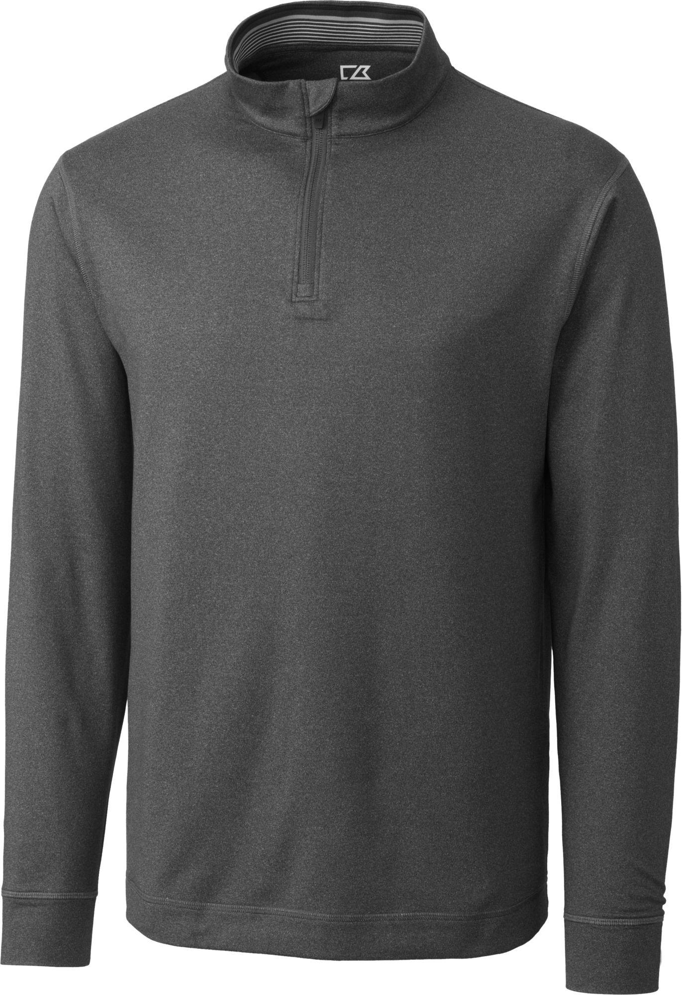 Lyst Cutter Buck Cb Drytec Topspin Quarter Zip Long Sleeve Golf