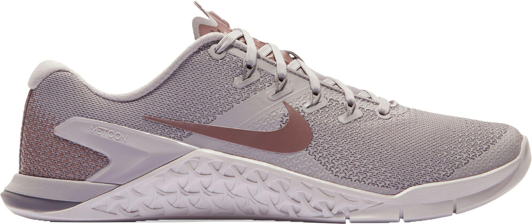 cheap for discount 7cf3d 5932d Nike - Gray Metcon 4 Lm Training Shoes - Lyst