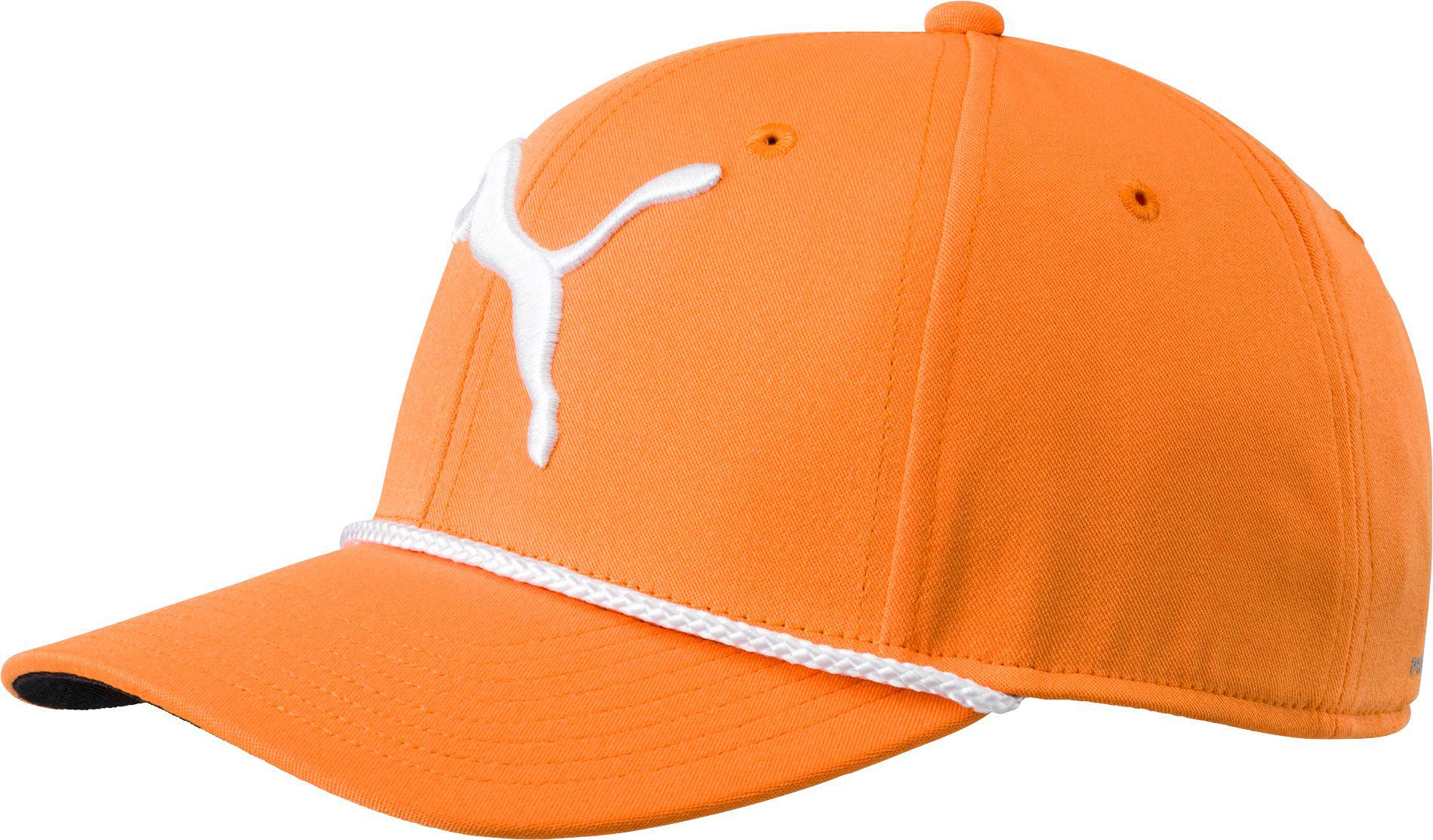 Lyst - PUMA Youth  gotime Rope Golf Hat in Orange for Men 7df5647887c