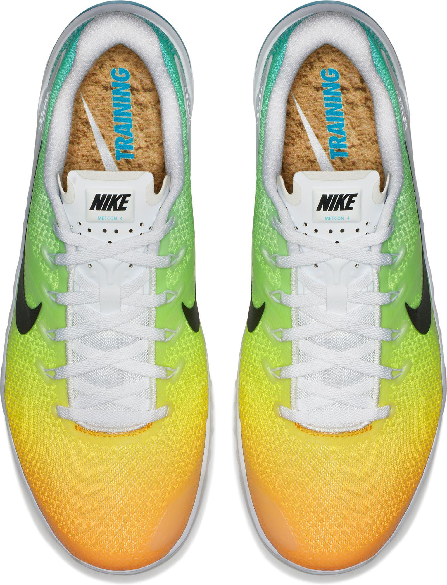 Nike Rubber Metcon 4 Training Shoes for