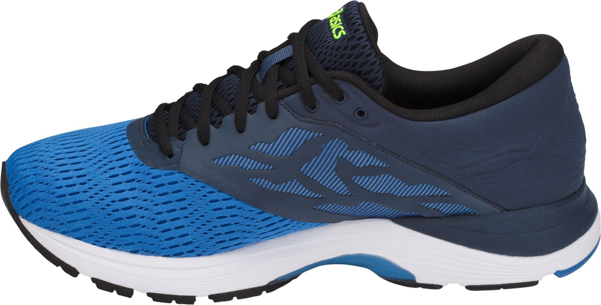 7add3df2179 Men's Blue Gel-flux 5 Running Shoes
