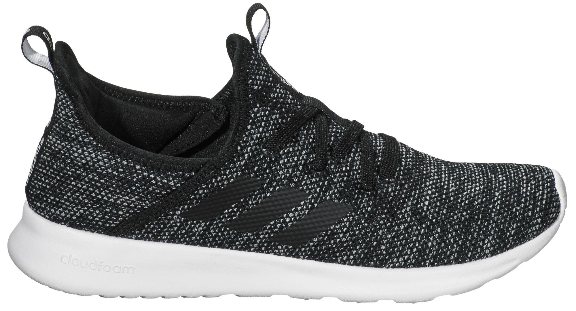 adidas neo men's cloudfoam swift racer cblack
