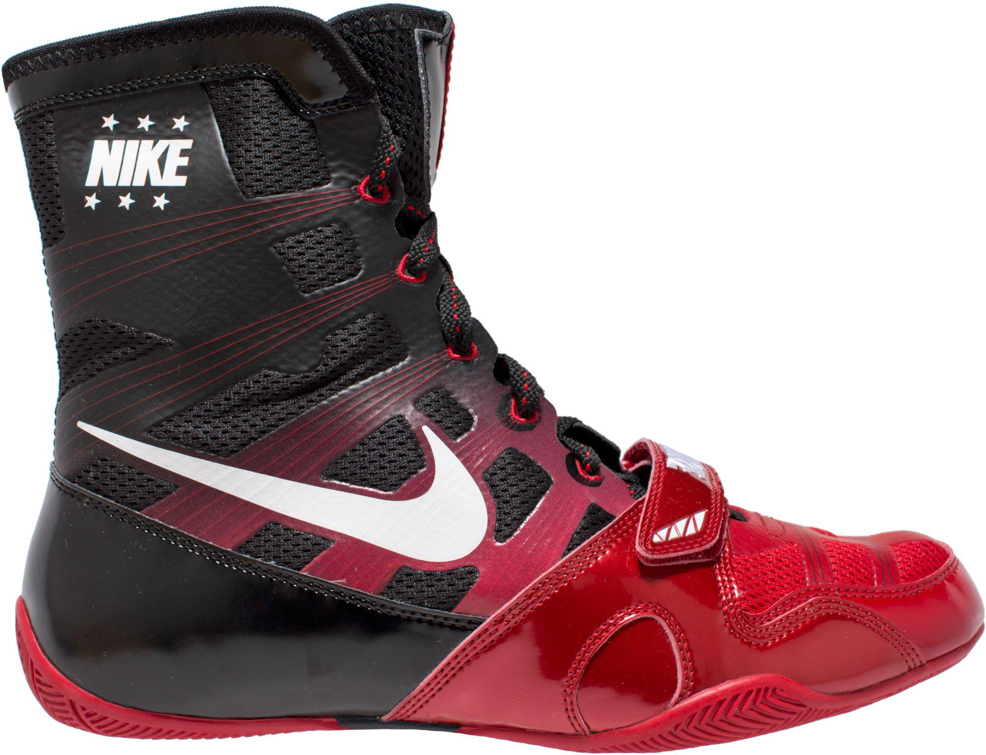 1e11e1d1df701 Nike Red Hyperko Mp Boxing Shoes for men