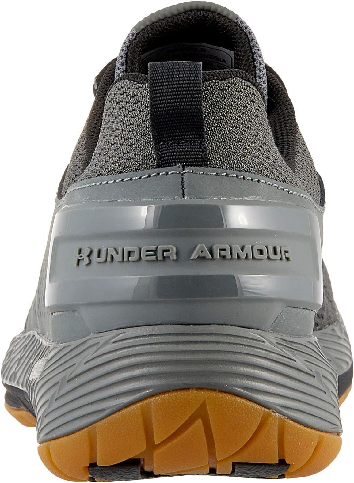 super popular 456ea 55b70 Under Armour Gray Commit Tr Ex Training Shoes for men